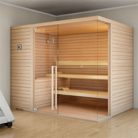 La Sauna by Sauna Topclass Sauna Per Spa E Centri Benessere Stenal