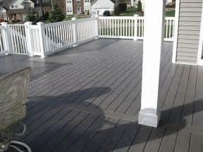 deck colors for grey house 2520grey 2520pvc 2520deck jpg 512 215 384 pixels
