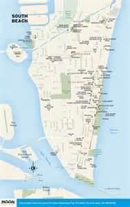 travel map of south miami florida