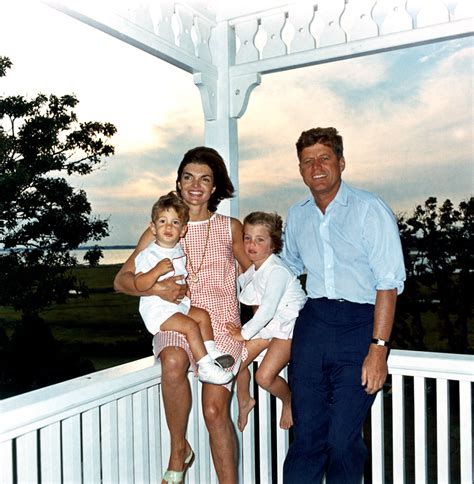 john f kennedy children president kennedy and family in hyannis port 04 august
