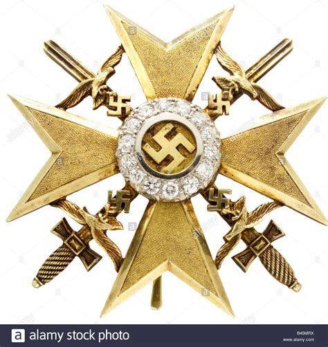 libro the condor legion german decorations germany german empire spanienkreuz spanish stock photo royalty free image