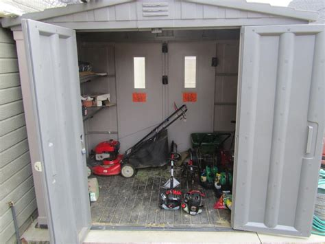 Black And Decker Storage Shed black and decker outdoor storage shed