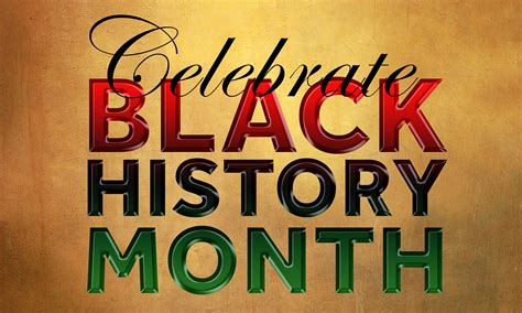 black history month ideas for church