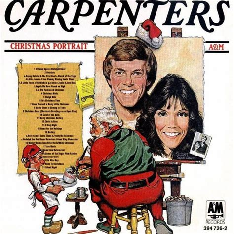 The Carpenter S Miracle Free Portrait Carpenters Mp3 Buy Tracklist
