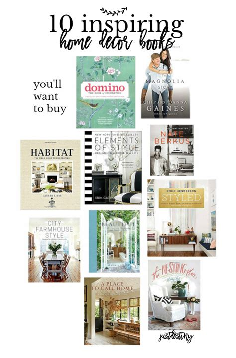buy home decor 10 inspiring home decor books you ll want to buy just