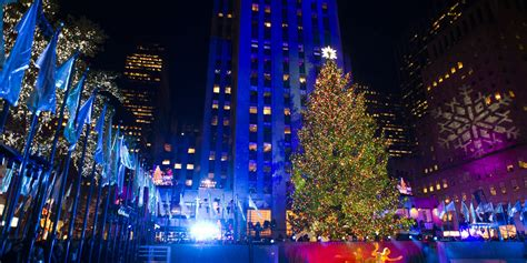 lighting of tree 2014 the best nyc winter events cecchi new york