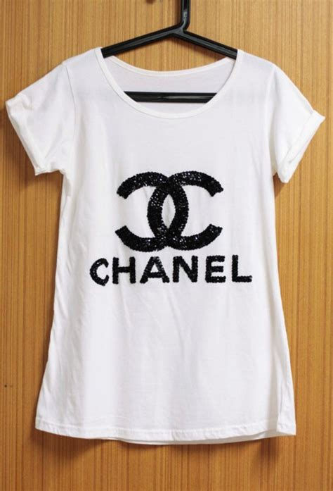 Coco Channel You Tshirt shirt coco chanel shirt wheretoget