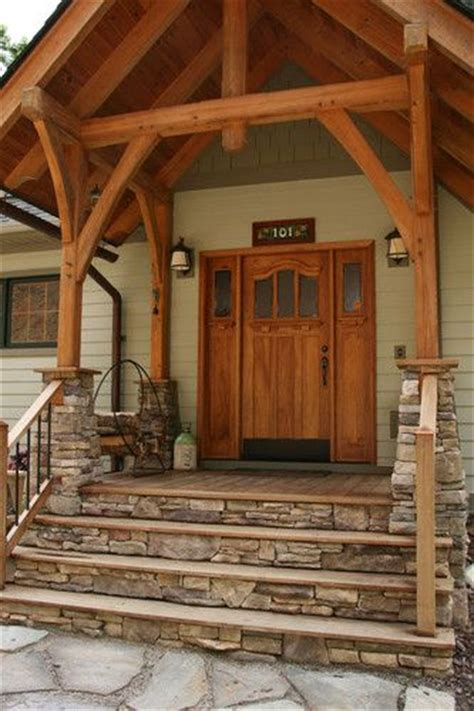 love this porch log cabin lodge pinterest pinterest the world s catalog of ideas