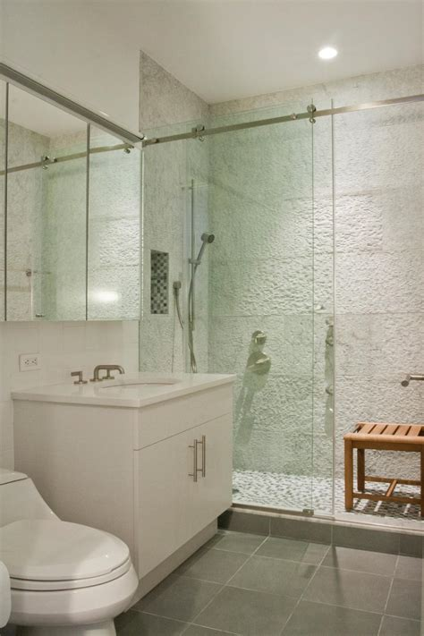 Bathroom Glass Shower Ideas | 24 glass shower bathroom designs decorating ideas