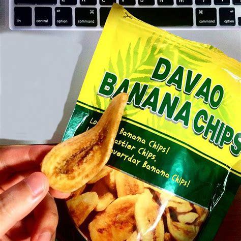 Snack Cemilan Bangnana Chips Barbeque banana chips davao s cut banana chips