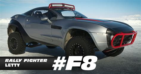 fast and furious 8 info 5 fast and furious 8 cars revealed this week in