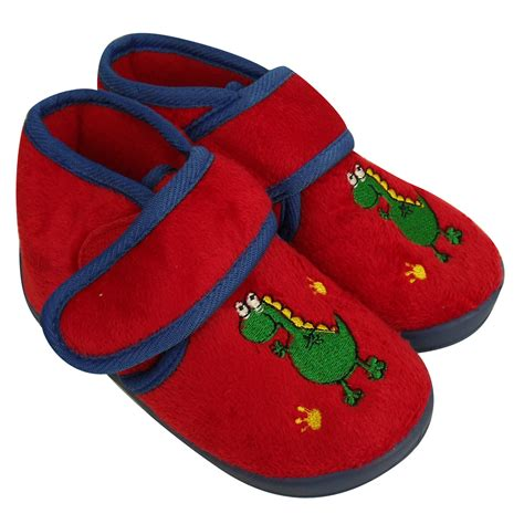 infant house shoes girls boys childrens toddlers novelty ankle boot slipper kids slippers ebay