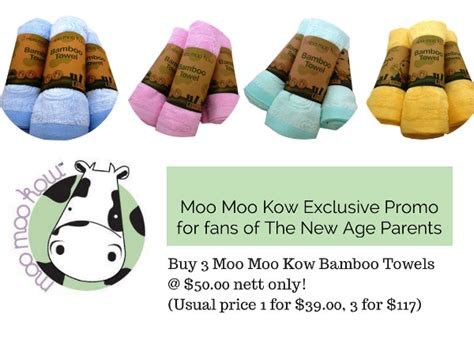 moo moo kow moo moo kow exclusive promo for the new age parents the