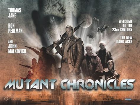 Mutant Chronicles 2008 Full Movie Mutant Chronicles Poster 4