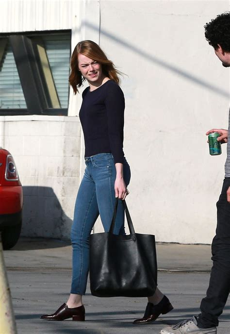 emma stone street style emma stone street style out in los angeles july 2015