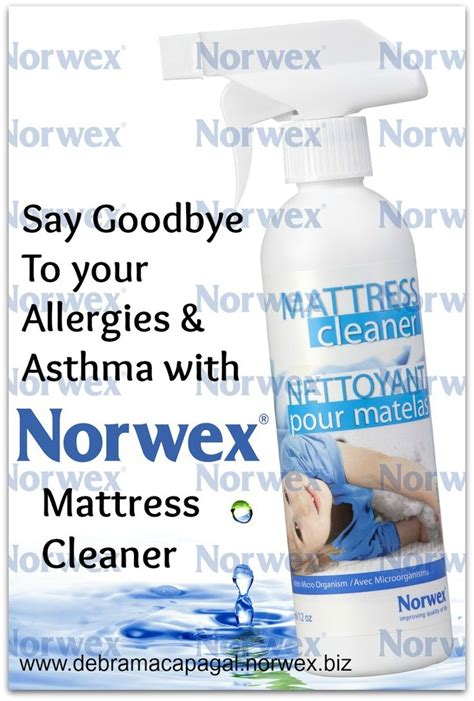 How To Use Norwex Mattress Cleaner norwex mattress cleaners is great if you allergies and asthma 29 99 norwex