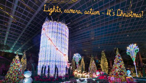 best places to see christmas decorations in singapore