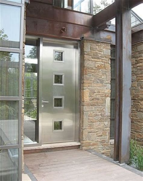 Metal Front Doors Top 10 Right Entry Door Designs 2018 Interior Exterior Ideas