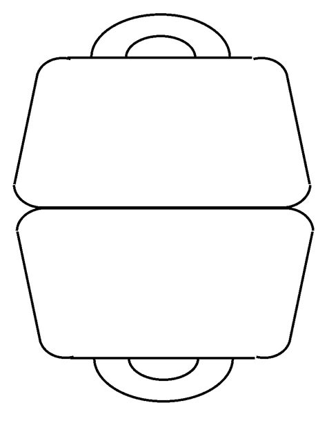 doctor bag craft template doctor bag coloring page
