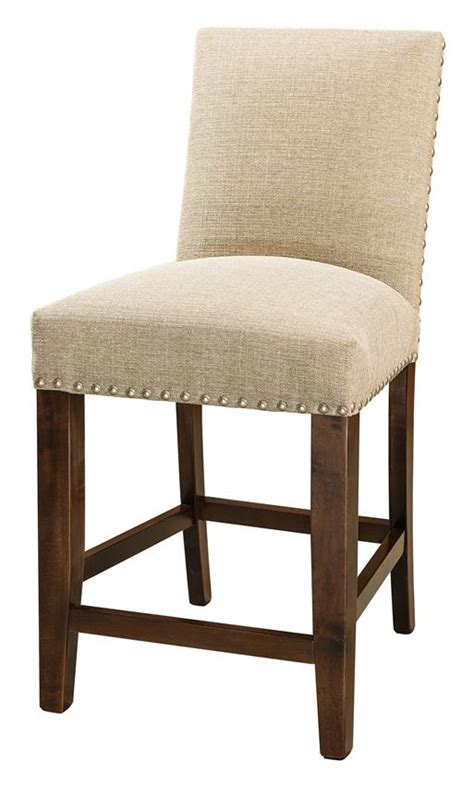 parson bar stool corbin parsons bar stool from dutchcrafters amish furniture