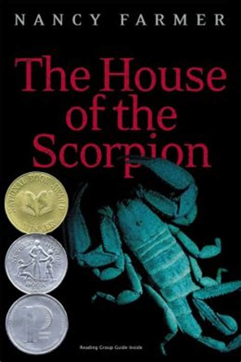 house of scorpion movie the house of the scorpion by nancy farmer 9780689852237 paperback barnes noble