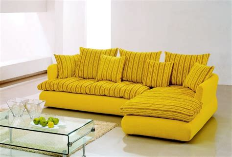 the yellow sofa optimize the energy in your interior with yellow couch