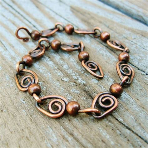 how to make copper wire jewelry 1000 images about wire jewelry ideas on