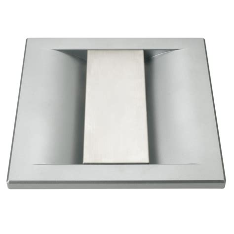 modern bathroom fan heller 250mm rectangle stainless steel exhaust fan