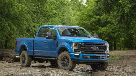 2020 Ford Duty 2020 ford duty gets tremor road package with
