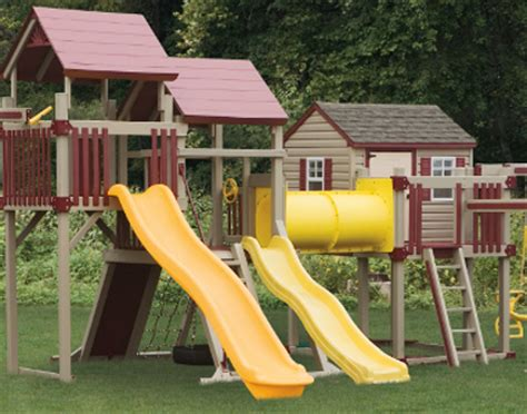 unique backyard playsets outdoor play sets from your upstate ny rutland vt shed