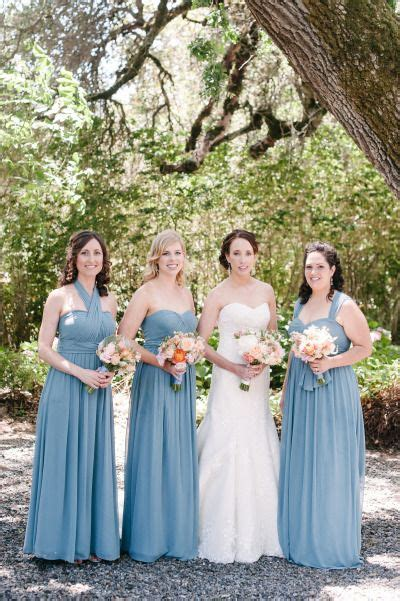 rustic summer wedding at annadel estate winery colors