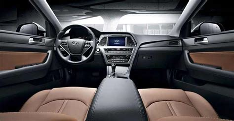 Interior Noise Levels Of Cars by 2015 Hyundai Sonata Noise Level Autos Post