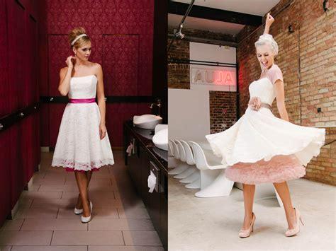 Brautkleider 50er Jahre by Kurze Brautkleider 50er Jahre Petticoat 183 K 252 Ss Die Braut