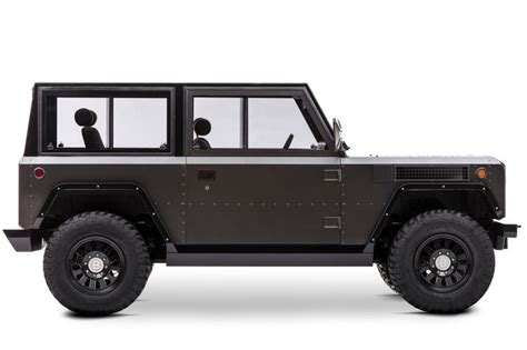 rugged trucks bollinger s 200 mile electric truck is fantastically rugged and basic