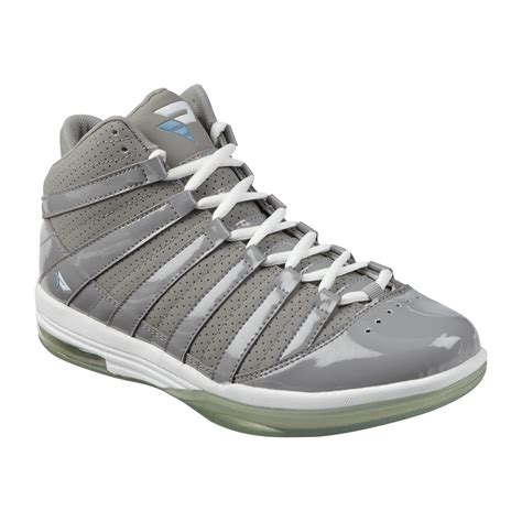 lacing basketball shoes protege s pro the 5 leather lace up basketball shoe gray