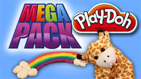 Play Doh Mega Pack 36 Cans play doh rainbow play doh mega pack 36 cans colors