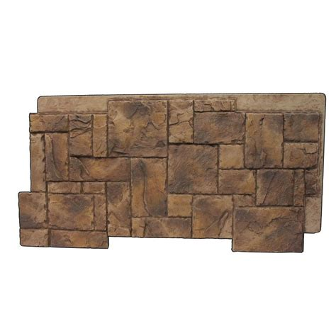 superior stone and reviews superior building supplies windsor faux stone panel 24 3 4