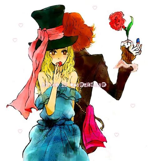 film animasi mad hatter tags anime alice in wonderland mad hatter alice alice