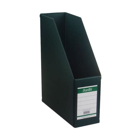 jual bantex 4011 04 box file for folio green 10 cm