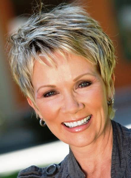 can 50 year old women wear pixie haircuts classy hairstyles for older women