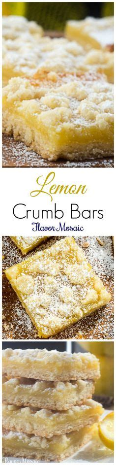 Lemon Bars With Crumb Topping by 1000 Ideas About Lemon Bars On Lemon
