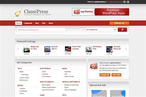 theme wordpress jualan online appthemes review quality business wordpress themes show wp