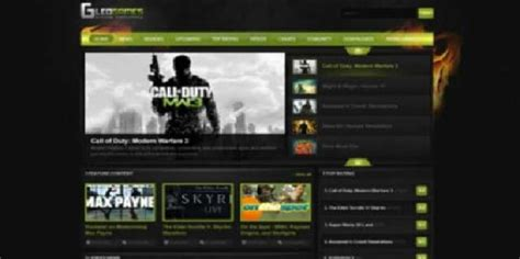 joomla themes games top most joomla game store themes