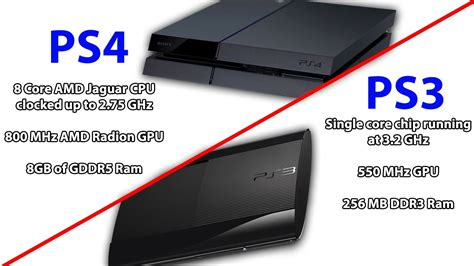 ps3 ps4 should you upgrade to the ps4 playstation 3 vs
