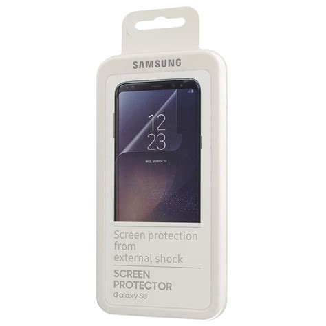 Samsung Galaxy S8 Screen Protector Cover Original samsung galaxy s8 screen protector et fg950ct