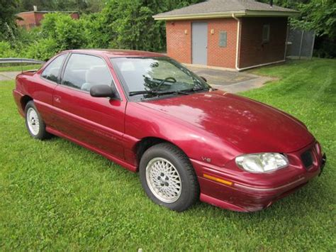 how to fix cars 1997 pontiac grand am spare parts catalogs sell used 1997 pontiac grand am se coupe 2 door 3 1l very low miles in windsor locks