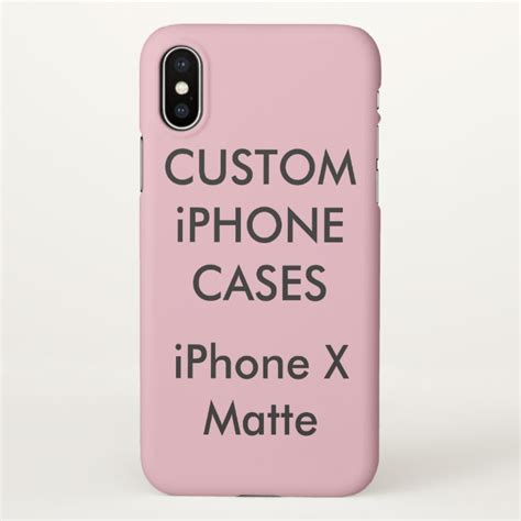 Custom Personalized Iphone X Caselank Template Case Plus Custom Phone Template