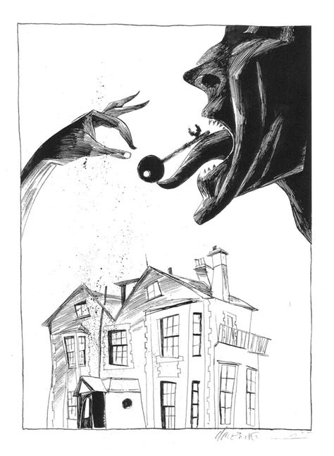 dave mckean coraline illustration art and illustration coraline p104 dave mckean dave mckean coraline and dave mckean