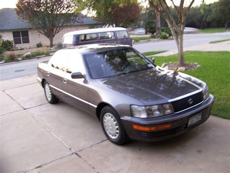 1992 lexus ls400 1992 lexus ls 400 exterior pictures cargurus