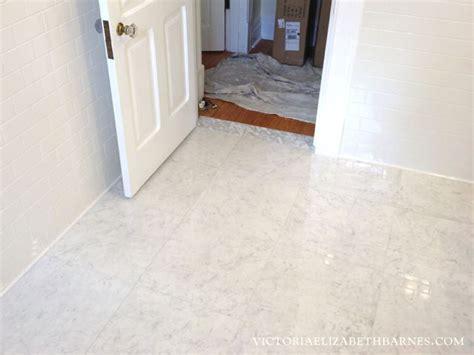 carrara marble bathroom floor wood floors pleasant surprise marble floor carrara marble and carrara